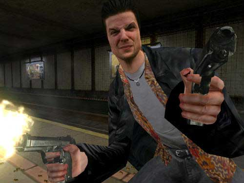 Iconic Max Payne