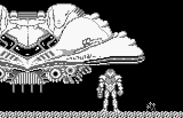 Metroid 2 Starship