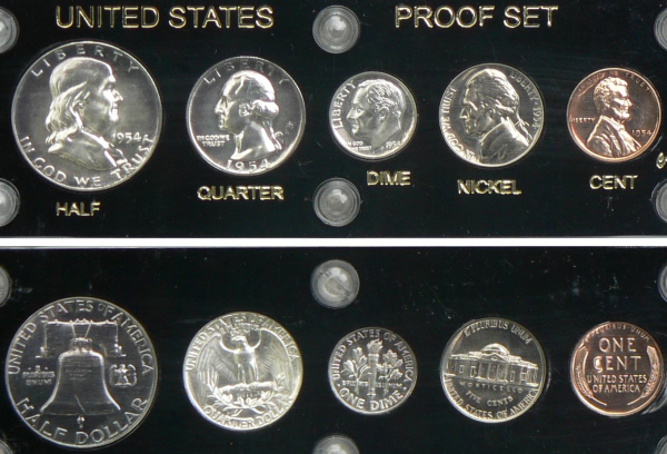 1954 Proof Set