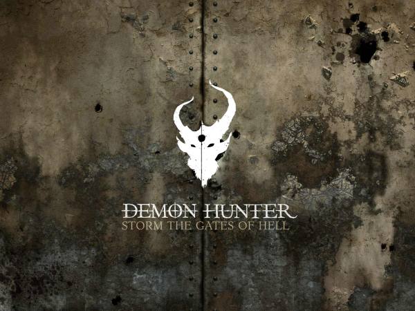 Storm the Gates of Hell lyrics (Demon Hunter)