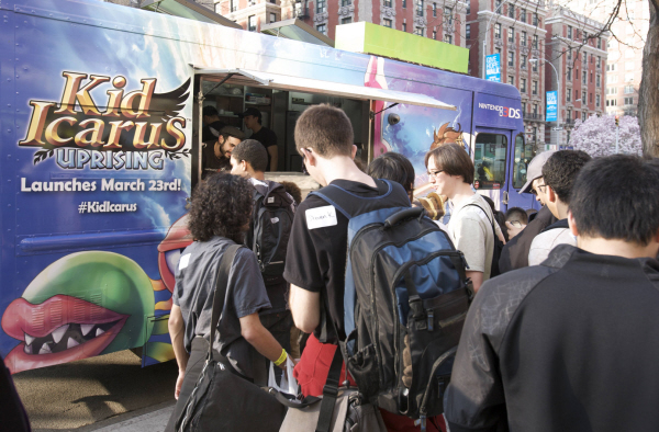 Kid Icarus: Uprising OUT NOW! Tournament Results and Pictures From