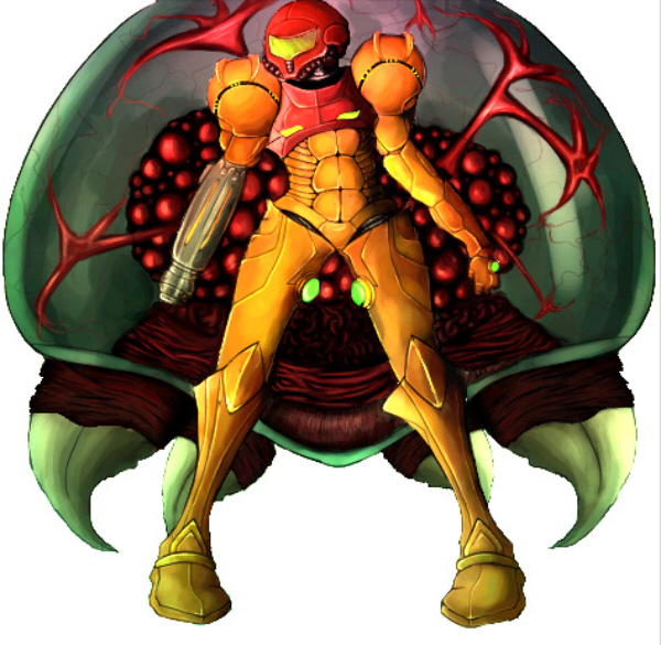 MyView: Metroid 1 Review Artwork