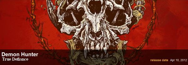 True Defiance Release Date Art (Demon Hunter)