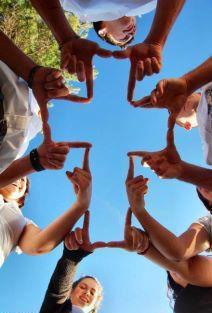 Happy Easter 2012 Finger Cross