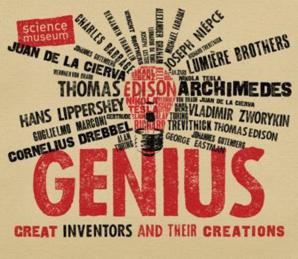 Genius Great Inventors Art