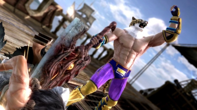 King of Tekken Soul Calibur V Screenshot