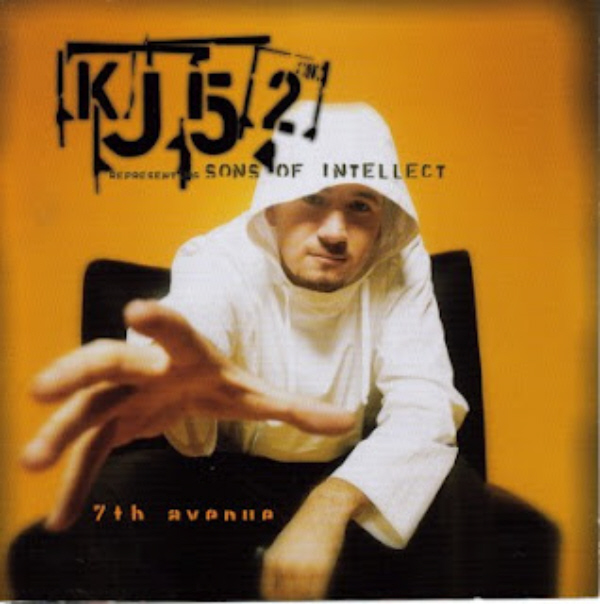 KJ-52 7th Avenue Album Cover