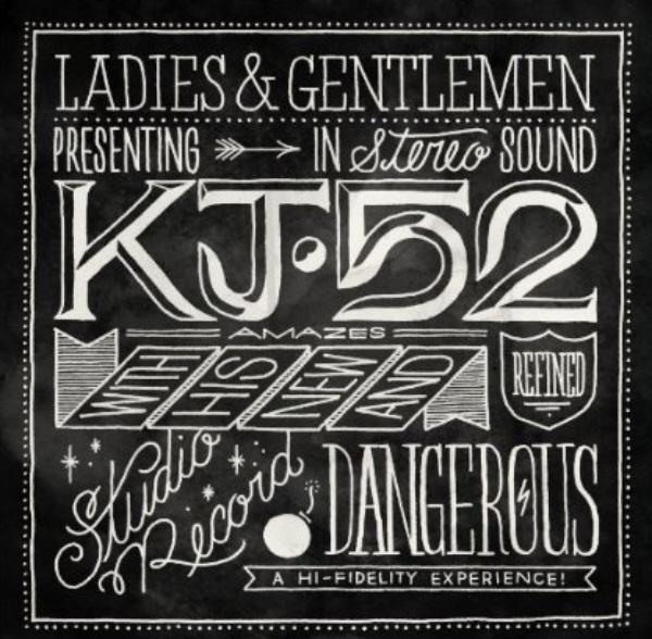 KJ-52 Dangerous Cover