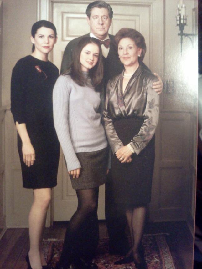 The Grandparents of Gilmore Girls (Season One)