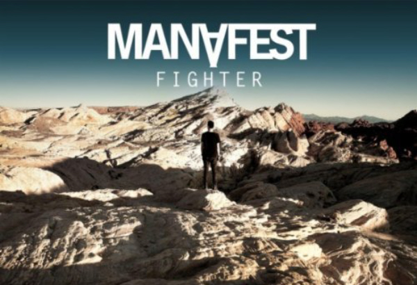 Manafest Fighter Cover