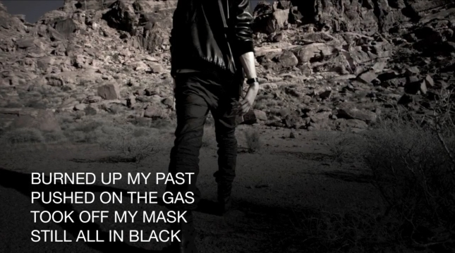 Manafest All In Black Fighter Lyrics