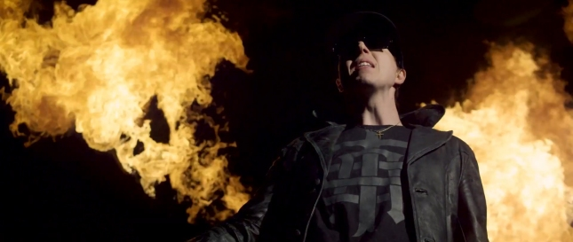 Manafest+Fire=Awesome