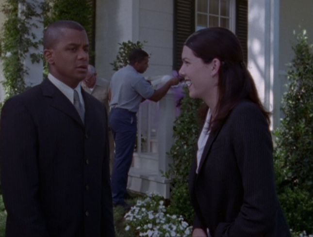 Michelle Hates Swans (Gilmore Girls Episode 3 Kill Me Now Screenshot)