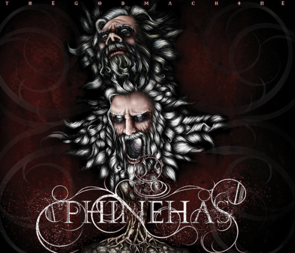 Phinehas The God Machine Art
