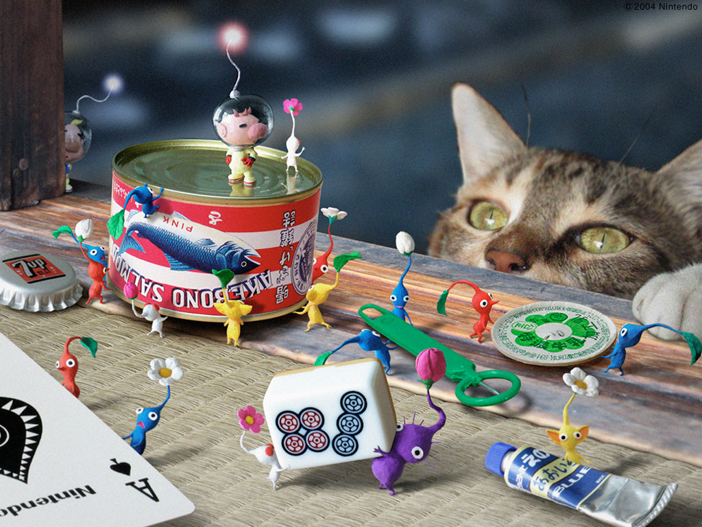 Pikmin 2 Wii Release Date For America Is June 2012 New Play