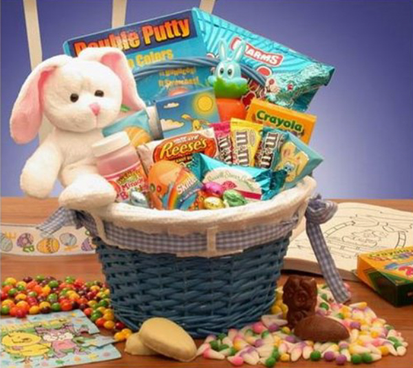Easter Basket Full of Candy!