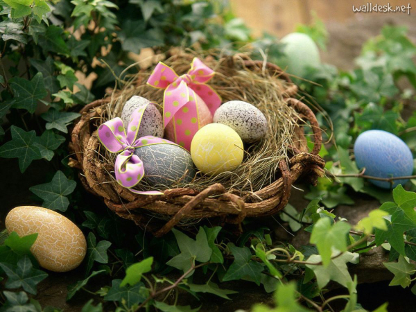Beautiful Easter Eggs!