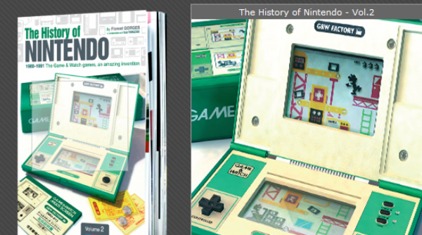 The History of Nintendo Volume 2 by Pix'n Love Publishing