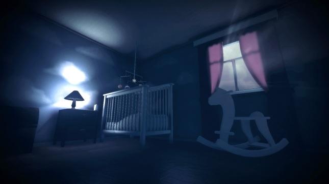 Among the Asleep's Haunting Crib