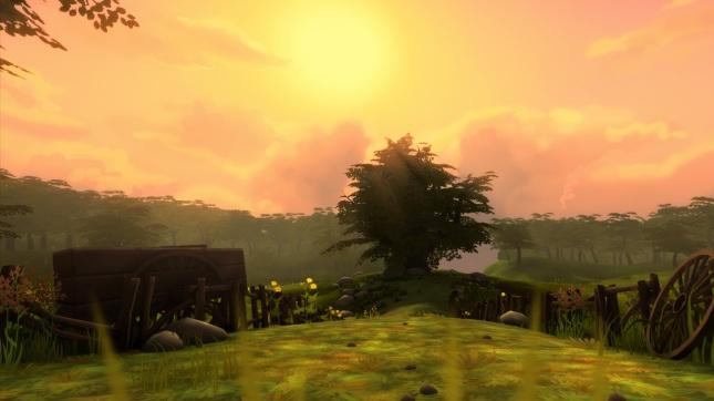 Among the Asleep Daylight Outside Gameplay Screenshot