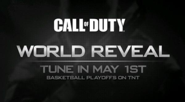 Black Ops 2 TNT NBA Playoffs Announcement