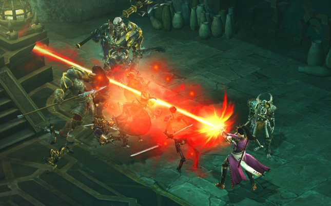 Diablo 3 Gameplay Screenshot