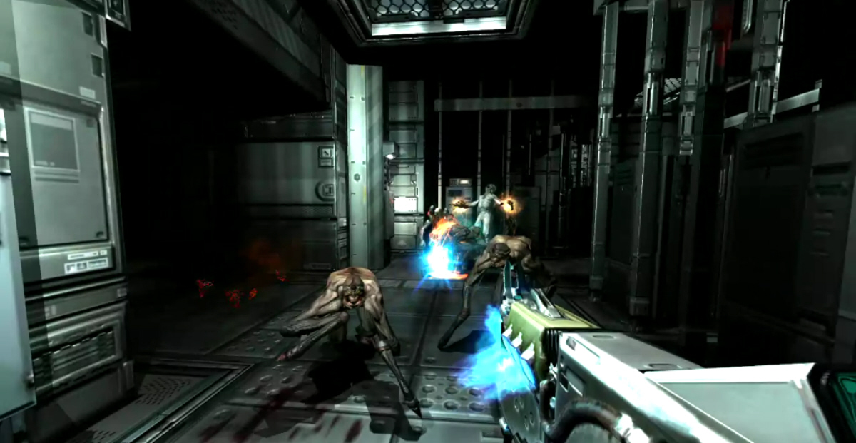 Doom 3 Remake (Xbox 360, PS3, PC) Announced By Bethesda and