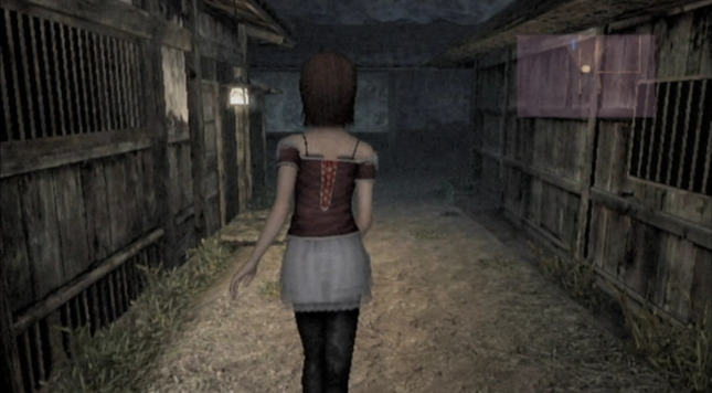 Fatal Frame 2 Wii Edition Gameplay