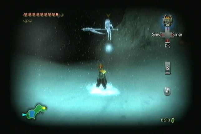 Poe Souls Appear In Zelda: Twilight Princess, Haunting the Night