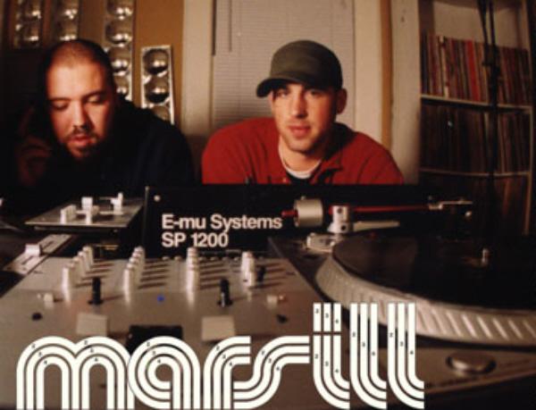 DJ Dust and Manchild Mars iLL Photo