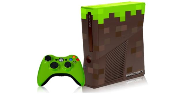 MineCraft Xbox 360 Console