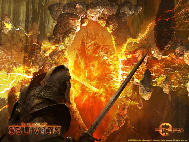 Elder Scrolls IV Gates of Oblivion Wallpaper