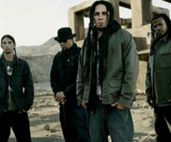 P.O.D. Testify Band Members Photo