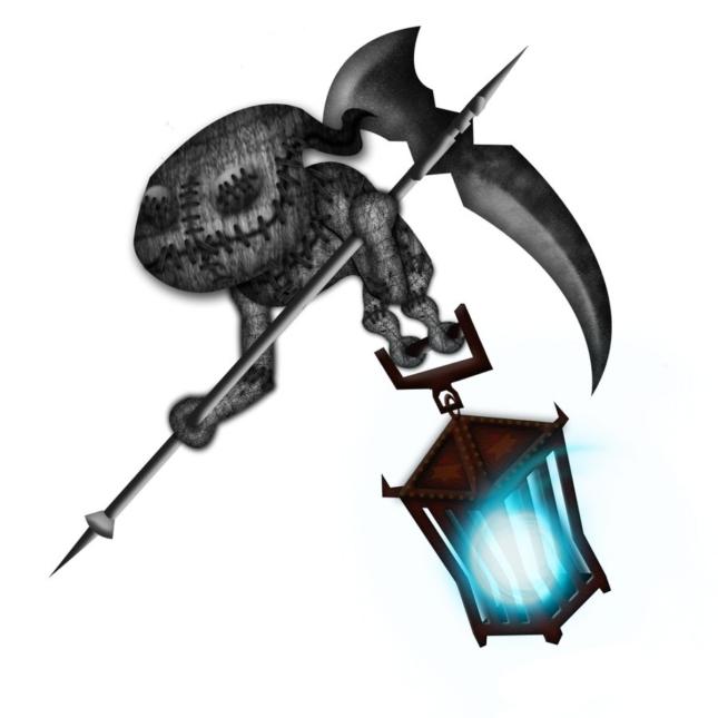 Fanart Poe Ghost in Zelda: Twilight Princess