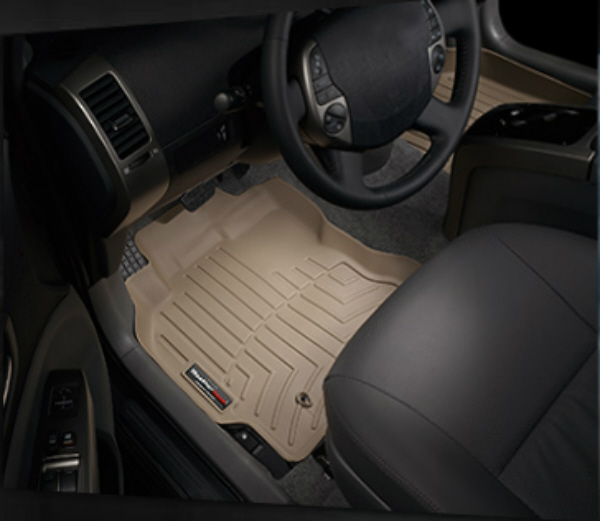 WeatherTech Spill Resistant Floormats