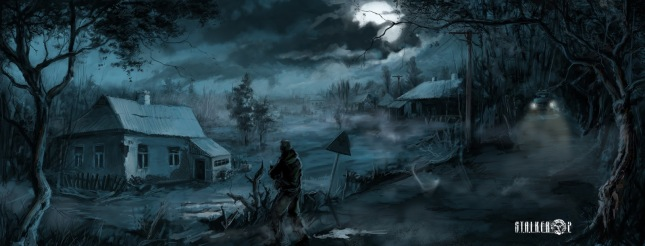 Stalker 2 Beautiful Art