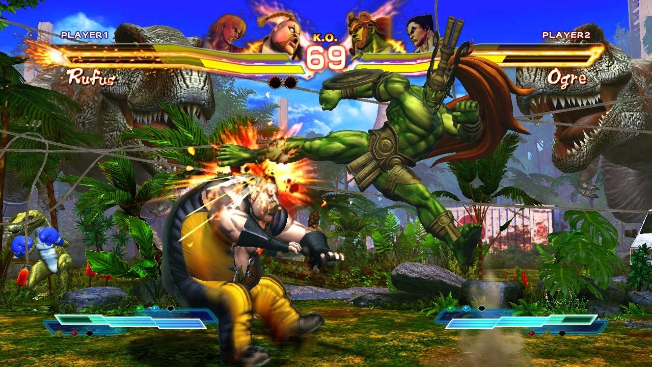Ps3 Vs Tekken Street Fighter