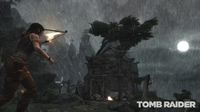 Tomb Raider 2013 Gameplay Screenshot