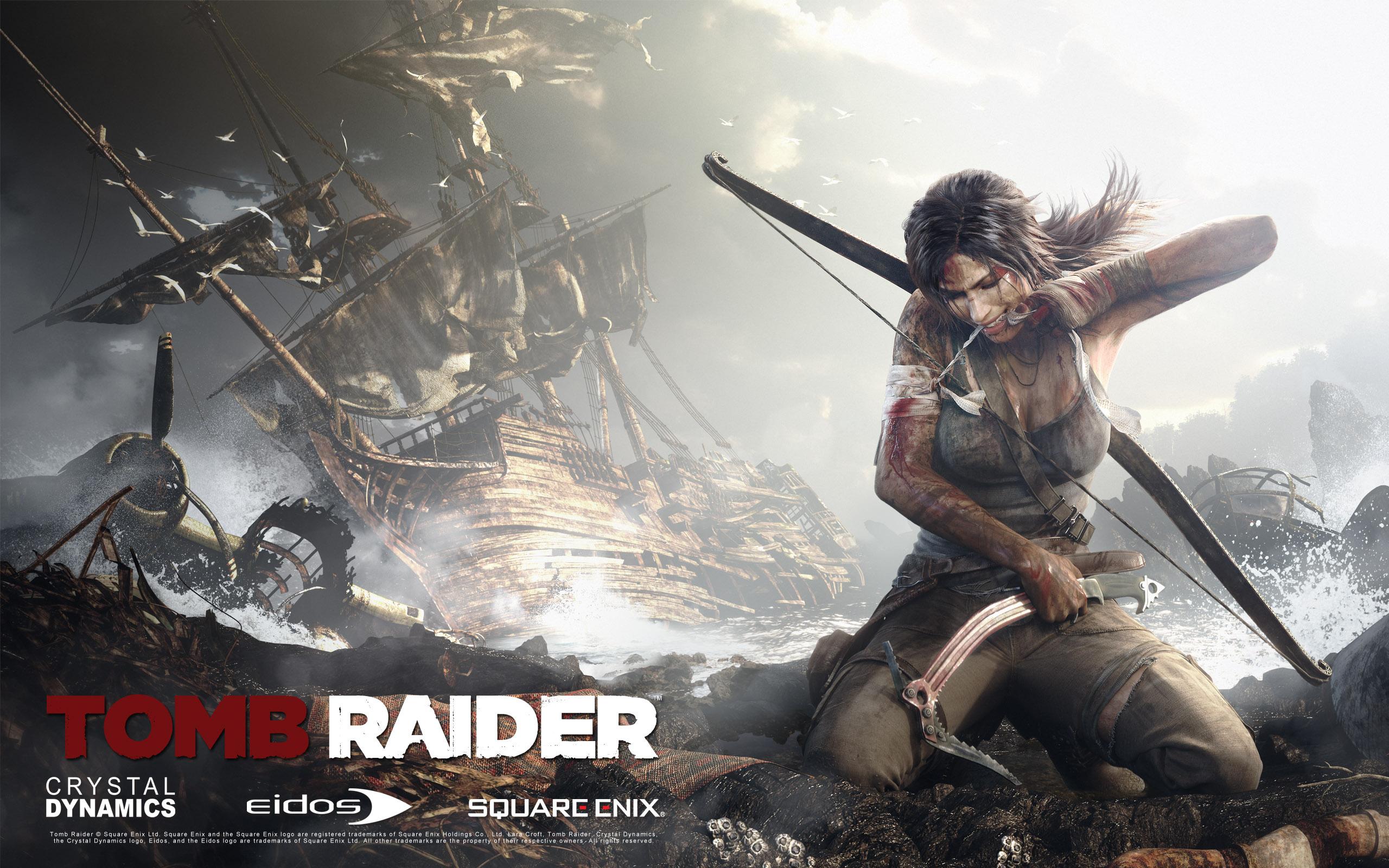 Tomb Raider Title