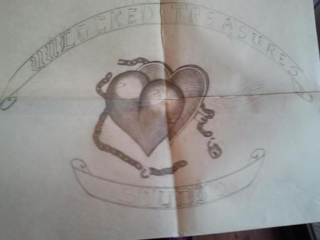 Unlocked Treasures of the Heart Jamie Logo