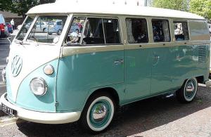 Volkswagon 70s Van