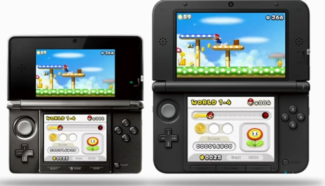 3DS XL Announced. Release Date Is August 19 2012 for $200