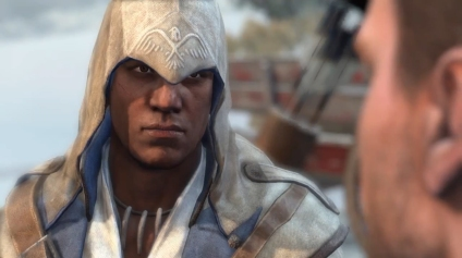 Connor in Assassin's Creed III