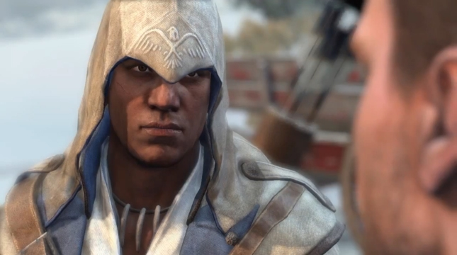 Assassin's Creed 3 Indian Named Connor E3 2012 Screenshot