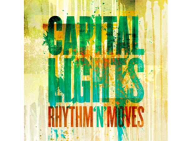 Rhythm N Moves Captial Lights Album Art