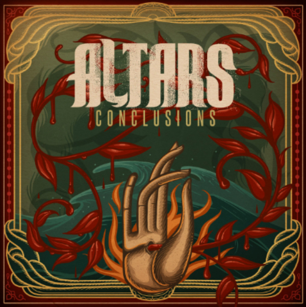 Alters Conclusions Cover Artwork