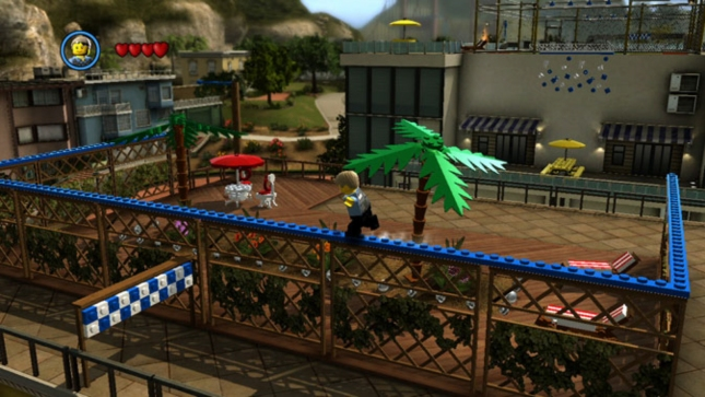 Lego City Exploration Screenshot (Wii U)