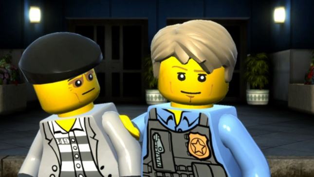 Lego City Stories Chase McCain Screenshot (Wii U)