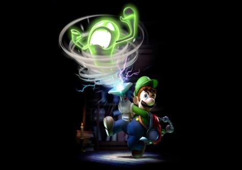 Image result for Luigi's mansion mobile phone