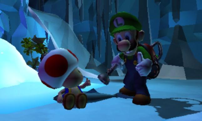 Toad's Mansion 2: Dark Moon Screenshot